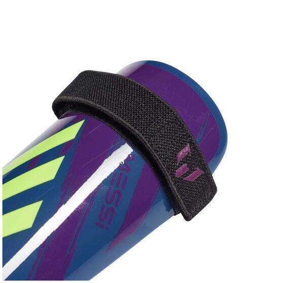 adidas Messi MTC Shin Guards, Purple / White, rebel_hi-res
