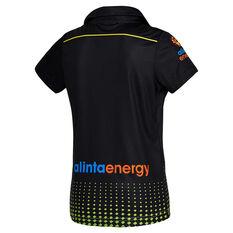 Cricket Australia 2020/21 Kids T20 Replica Shirt Black 6, Black, rebel_hi-res