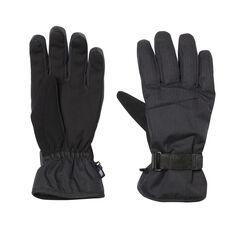 Tahwalhi Mens Express Ski Gloves Grey S, Grey, rebel_hi-res
