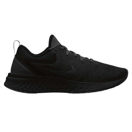 Nike Odyssey React Womens Running Shoes Black   Black US 6  bb309bb039