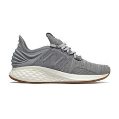 New Balance Fresh Foam Roav Womens Running Shoes Grey US 6, Grey, rebel_hi-res