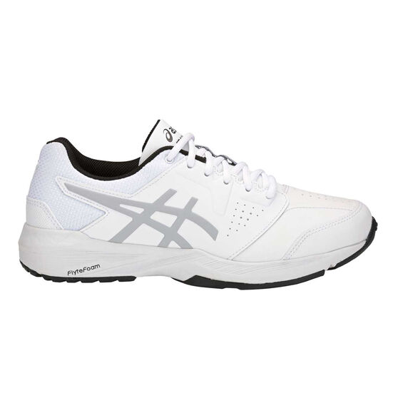 Asics Gel Quest Kids Training Shoes, White, rebel_hi-res