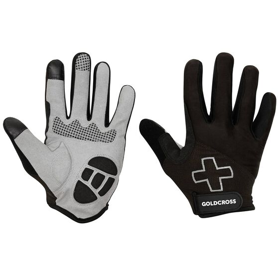 Goldcross Full Finger Gloves M, , rebel_hi-res