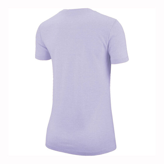 Nike Womens Sportswear Tee, Purple, rebel_hi-res