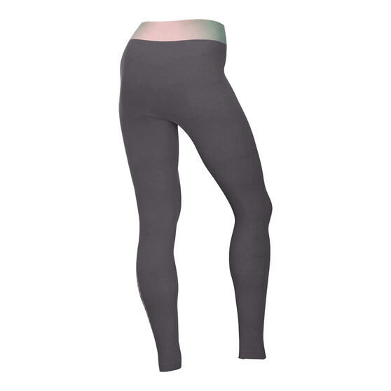 Nike Womens Pro Graphic Training Tights, Grey, rebel_hi-res