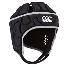 Canterbury Club Plus Headgear Black S, Black, rebel_hi-res