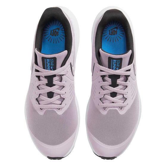 Nike Star Runner 2 Kids Running Shoes Pink/White US 7, Pink/White, rebel_hi-res