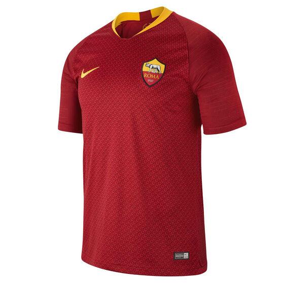 AS Roma 2018 / 19 Mens Home Jersey, , rebel_hi-res