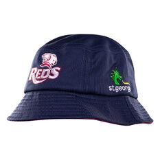 Queensland Reds 2019 Bucket Hat, , rebel_hi-res