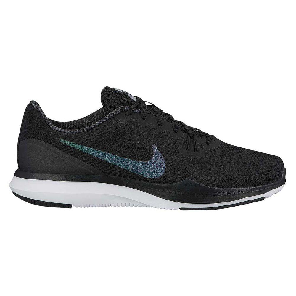 d4b6ad2d4df6 Nike In Season 7 Metallic Womens Training Shoes Black US 7