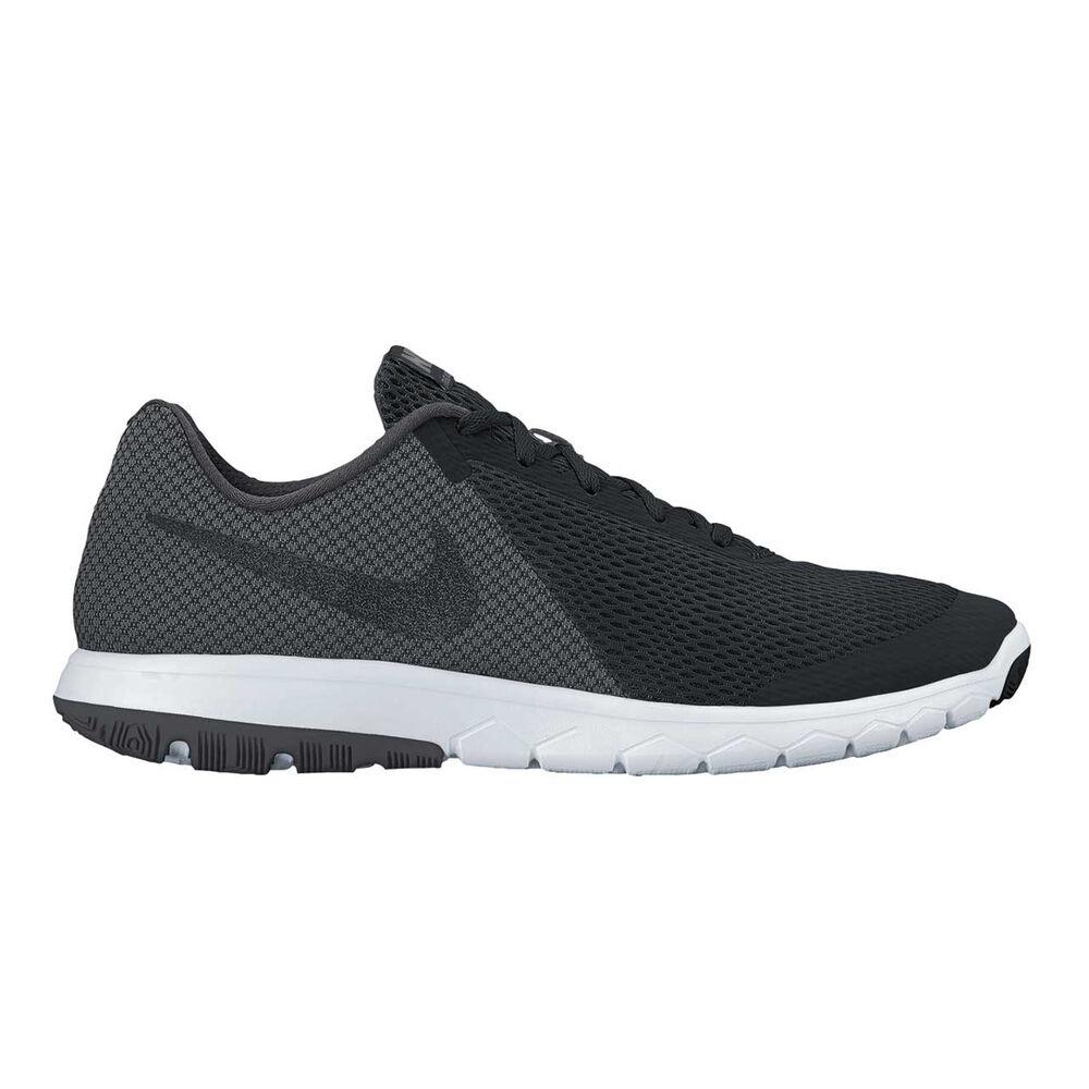 3ff7b863e1aa5 Nike Flex Experience RN 6 Mens Running Shoes Black   Grey US 8.5 ...