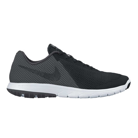 c57dc39f592 Nike Flex Experience RN 6 Mens Running Shoes Black   Grey US 8.5 ...