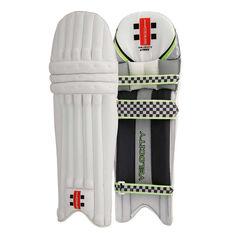 Gray Nicolls Velocity Strike Junior Cricket Batting Pads, , rebel_hi-res