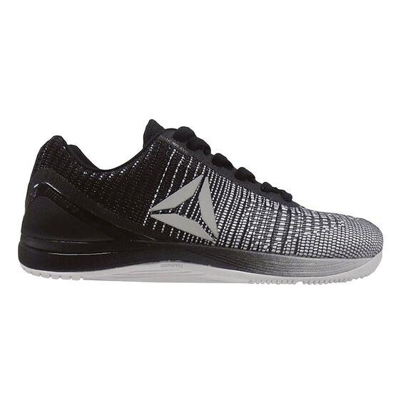 0206fe553ca Reebok CrossFit Nano 7.0 Womens Training Shoes Black   White US 6 ...