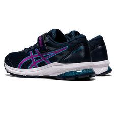 Asics GT 1000 10 Kids Running Shoes, Navy, rebel_hi-res