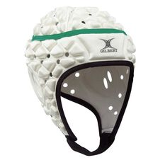 Gilbert Xact Headgear White S, White, rebel_hi-res