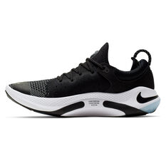 Nike Joyride Mens Running Shoes Black / White US 7, Black / White, rebel_hi-res