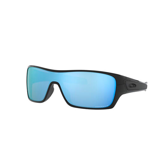 Oakley Turbine Rotor Sunglasses Polished Black, Polished Black, rebel_hi-res