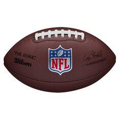 Wilson NFL The Duke Replica Game Football, , rebel_hi-res