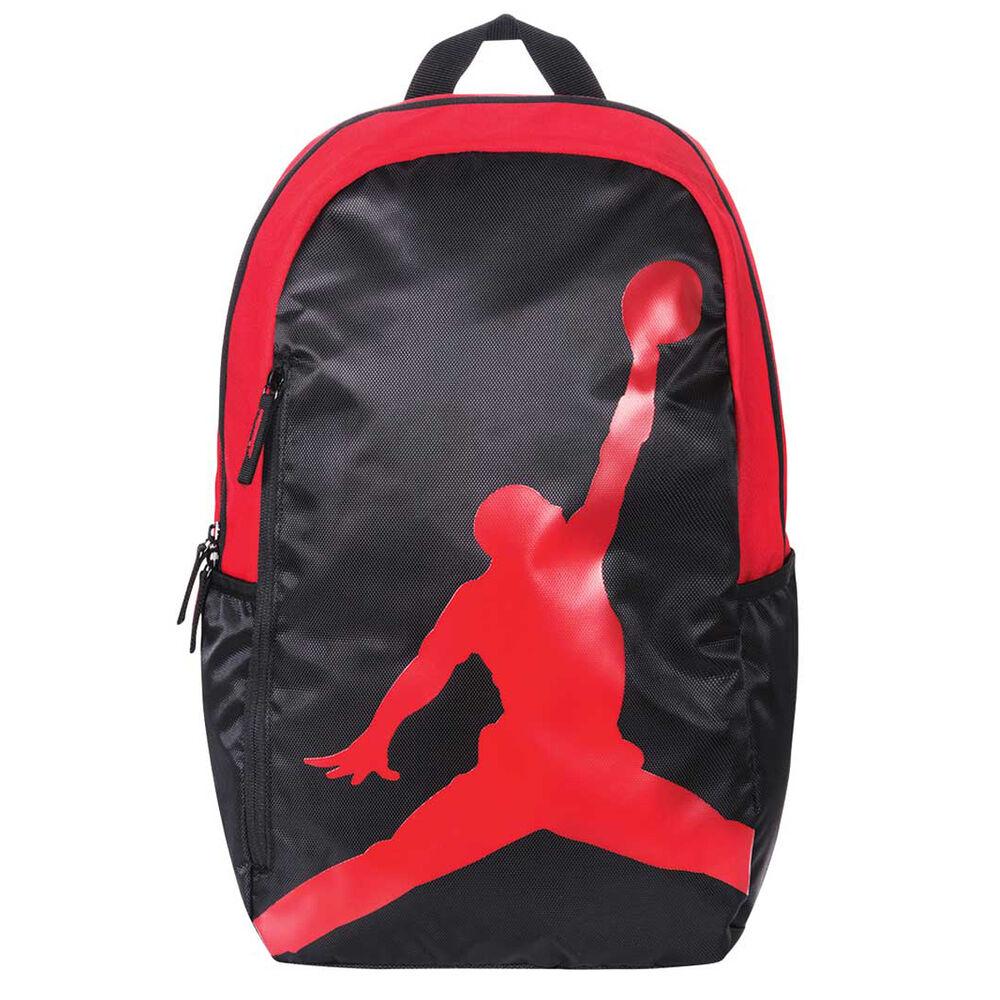 79833c6e6aee Nike Jordan ISO Pack Black   Red