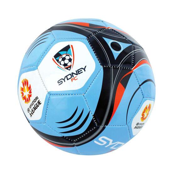 A League Sydney FC Mini Supporter Soccer Ball, , rebel_hi-res