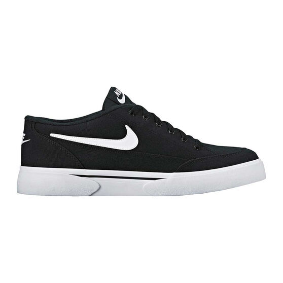 pretty nice 86e71 62b38 Nike GTS 16 Textile Mens Casual Shoes Black   White US 13, Black   White