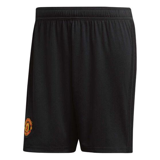 Manchester United 2018 / 19 Mens Home Shorts, , rebel_hi-res