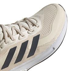 adidas Supernova Womens Running Shoes, White/Navy, rebel_hi-res