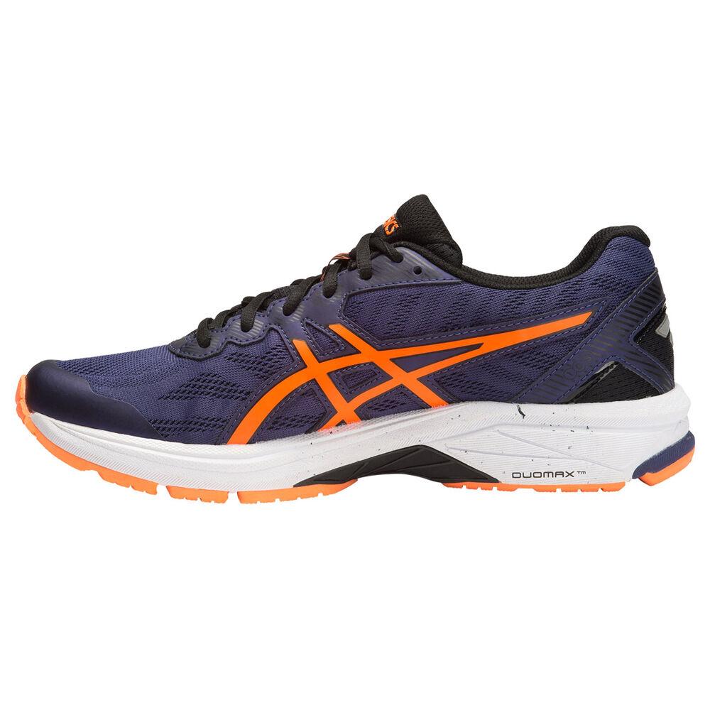 c0eabeffa5 Asics GT 1000 5 Mens Running Shoes Navy / Orange US 7, Navy / Orange