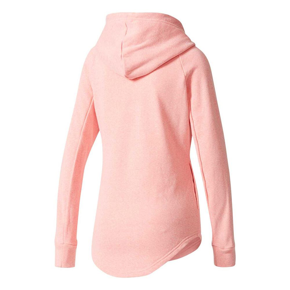 36ba3544efdb adidas Womens Sport ID Pullover Hoodie Pink XS Adult
