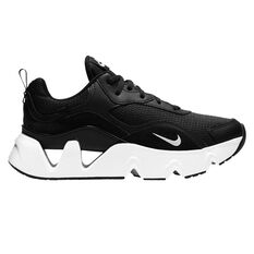 Nike Ryz 365 2 Womens Casual Shoes Black/White US 5, Black/White, rebel_hi-res