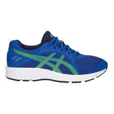 Asics Jolt Kids Training Shoes Blue US 4, Blue, rebel_hi-res