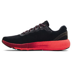 Under Armour HOVR Machina 2 Colourshift Mens Running Shoes Black/Red US 7, Black/Red, rebel_hi-res
