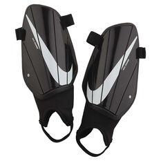 Nike Charge Shin Guards Black / White S, Black / White, rebel_hi-res