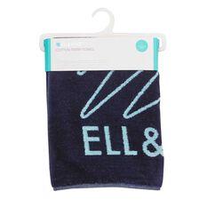 Ell & Voo Cotton Terry Gym Towel, , rebel_hi-res