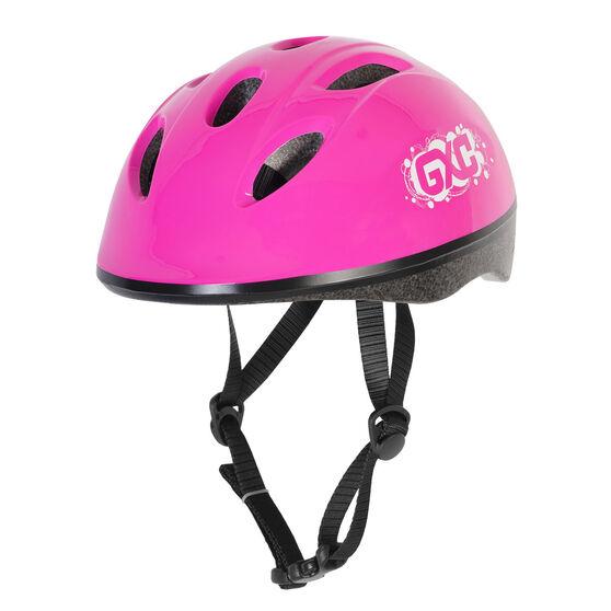 Goldcross Kids Pioneer 2 Bike Helmet, Pink, rebel_hi-res