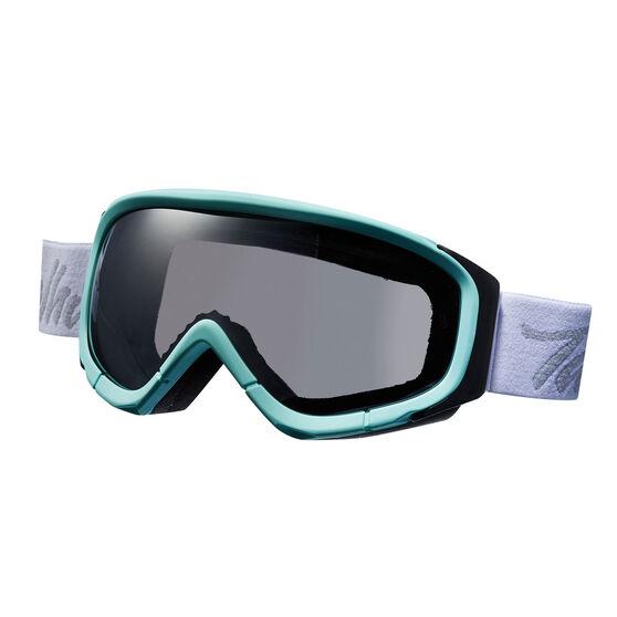 Tahwalhi Womens Fissel Ski Goggles Blue OSFA, , rebel_hi-res