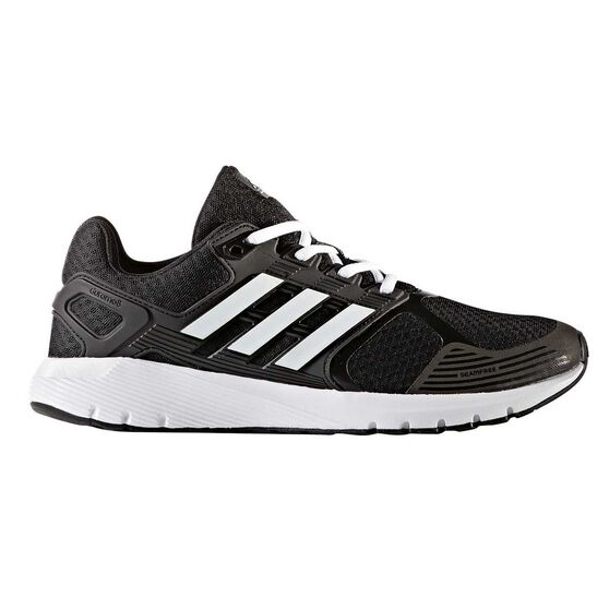 separation shoes c5373 6d95a adidas Duramo 8 Mens Running Shoes Black  White US 7, Black  White,