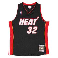 Miami Heat Shaquille O'Neal 05/06 Swingman Black S, Black, rebel_hi-res