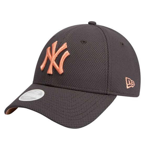 New York Yankees 2019 Womens New Era 9FORTY Peach Cap, , rebel_hi-res