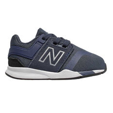 New Balance 247 v2 Toddlers Casual Shoes Navy / White US 5, Navy / White, rebel_hi-res