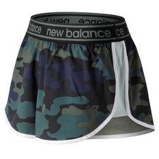 New Balance Printed Accelerate 2.5 In Running Shorts Camo XS, Camo, rebel_hi-res