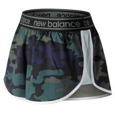 New Balance Printed Accelerate 2.5 In Running Shorts Camo XS, Camo, rebel_hi-res