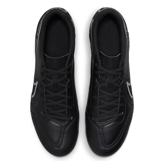 Nike Tiempo Legend 9 Club Football Boots, Black/Grey, rebel_hi-res