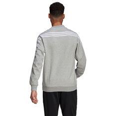 adidas Mens FI Sweatshirt, Grey, rebel_hi-res