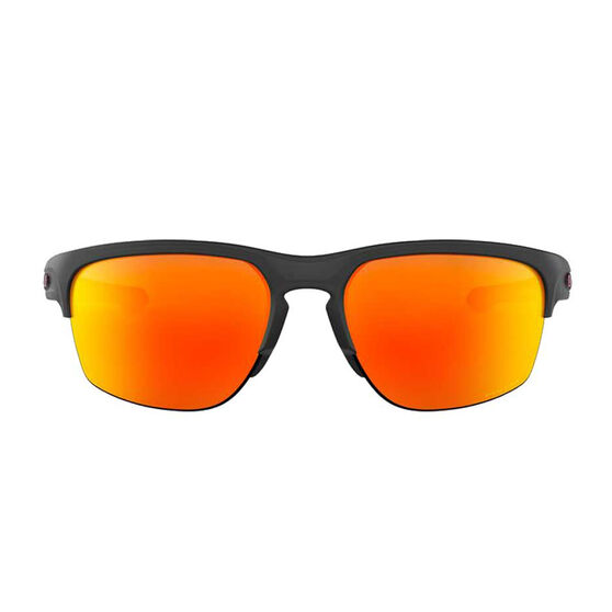 Oakley Sliver Edge Polarised Sunglasses, , rebel_hi-res