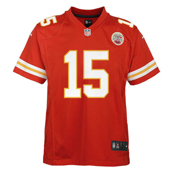 Kansas City Chiefs Patrick Mahomes 2020 Kids Jersey, Red, rebel_hi-res