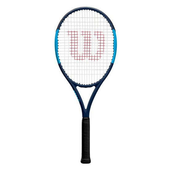 Wilson Ultra Team Tennis Racquet Blue 4 1/4 in, Blue, rebel_hi-res