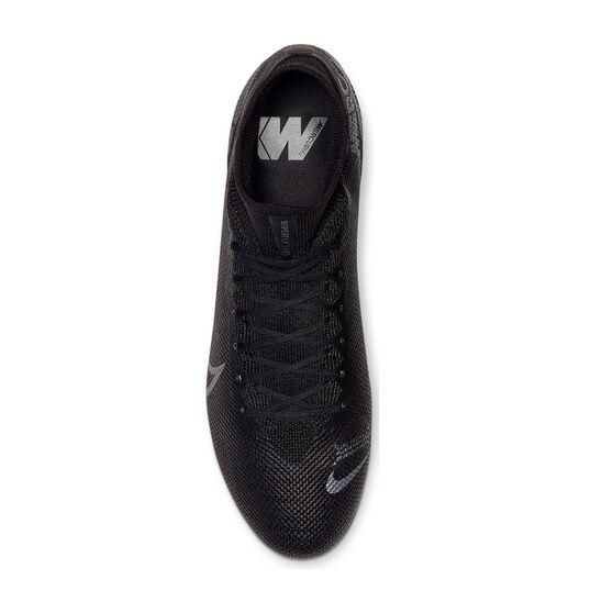 Nike Mercurial Superfly VII Pro Football Boots, Black / Grey, rebel_hi-res