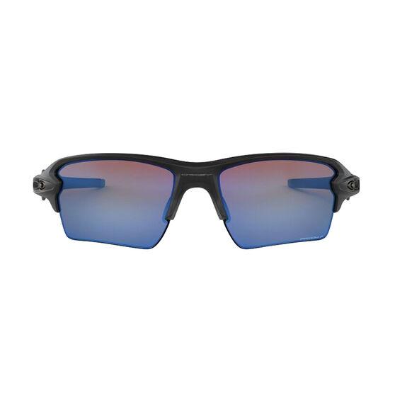 OAKLEY Flak 2.0 XL Sunglasses -  Matte Black with PRIZM Deep H2O Polarized, , rebel_hi-res